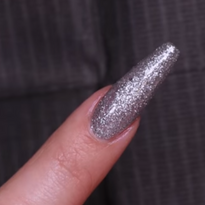 How To Sculpt A Coffin Nail With Gel