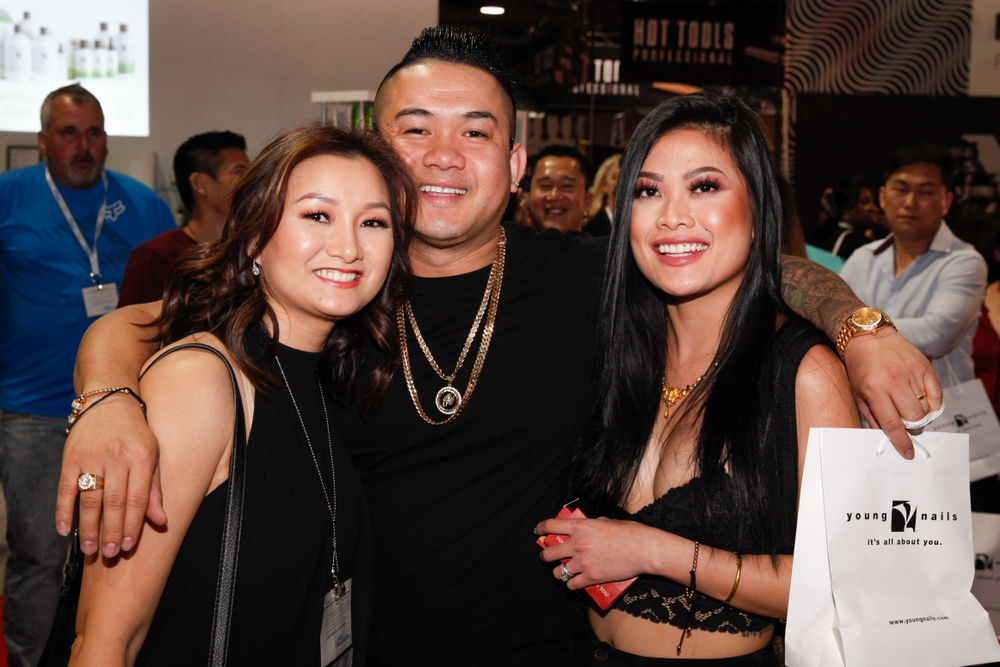 <p>Ann Chang, Mikey Nguyen, and Thao Nguyen</p>