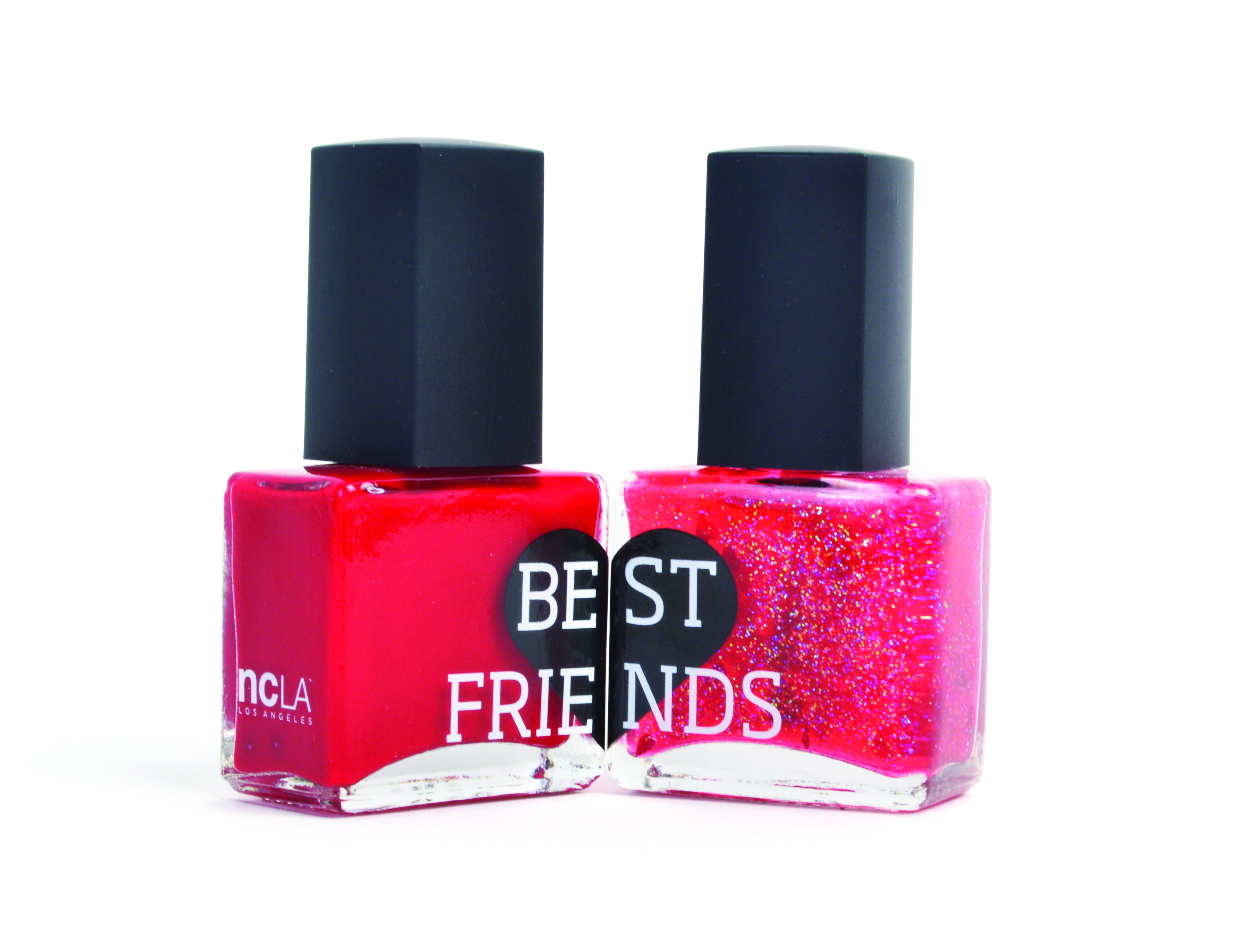 Valentine's Day 2017 Best Friends Polish Duo