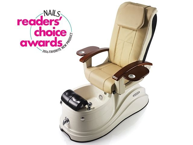 "<p class=""p1"">With a host of innovative features, the Pacific MX Pedicure Spa from <span class=""s1"">J&amp;A</span> delivers premium comfort to the client and huge convenience to the nail tech. The chair is made with soft padded leather and comes in a variety of colors. Two individually controlled foot rests adjust to any height for better service angles and healthy leg support. A magnetic whirlpool jet detaches for easy cleaning and the basin is lined with a removable plastic liner.</p> <p class=""p2""><span class=""s2""><strong>www.jausainc.com</strong></span></p>"