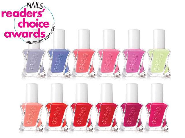 "<p class=""p1"">This year <span class=""s1"">Essie </span>introduced the GelCouture line, a long-lasting polish with the world of fashion behind it. Inspired by couture, the flagship collection boasted 42 colors, and more have followed. Each bottle is contoured like a swirling dress to fit snugly in either hand; brushes are tapered for precise application near the cuticle.</p> <p class=""p2""><span class=""s2""><strong>www.essie.com</strong></span></p>"