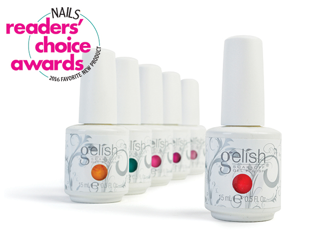 "<p class=""p1""><span class=""s1"">Gelish&rsquo;s </span>2016 Street Beat collection introduced a bold and eye-catching array of bright colors that resonate with inspiration and expressiveness. Inspired by street art and hip hop, each shade is trendy from the runway to the streets.</p> <p class=""p2""><span class=""s2""><strong>www.gelish.com</strong></span></p>"