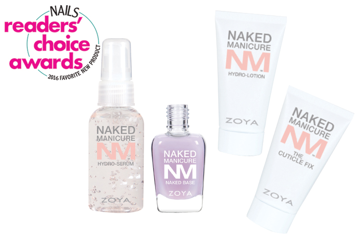 "<p class=""p1"">Building on the success of the Naked Manicure system, <span class=""s1"">Zoya </span>introduced Naked Manicure Extension, which promises to bring renewal and repair to truly damaged nails. The system has a Rescue &amp; Repair for the nail, and a Hydrate &amp; Heal for the hand, all in one kit. The big news is that you can lock in the treatment and paint over it with polish without lifting.</p> <p class=""p2""><span class=""s2""><strong>www.zoya.com</strong></span></p>"