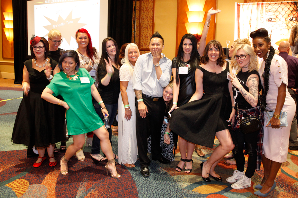<p>It was so great to see so many NAILS Next Top Nail Artist contestants, past and present, in the same room!</p>