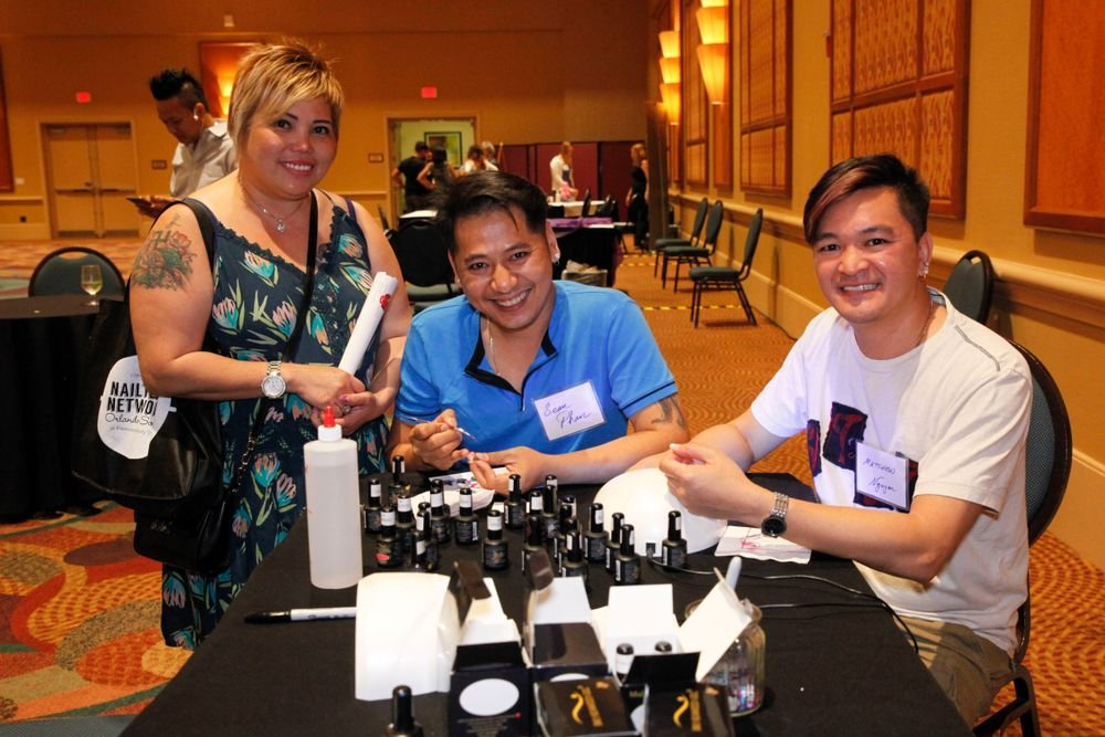 <p>Dawn Doan, Sean Phan, and Matthew Nguyen</p>
