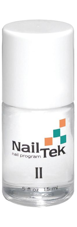 <p><strong>2004 Favorite Strengthener or Treatment: Nail Tek Strengtheners</strong></p> <p>2nd: OPI Nail Envy; 3rd: Creative Nail Design Toughen Up; 4th: Cuccio Naturale Forte Nail Strengthener; 5th: Nail Tek Hydration Therapy&nbsp;</p>