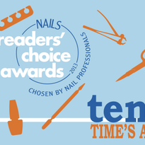 NAILS Readers' Choice Awards 2013: 10th Time's a Charm