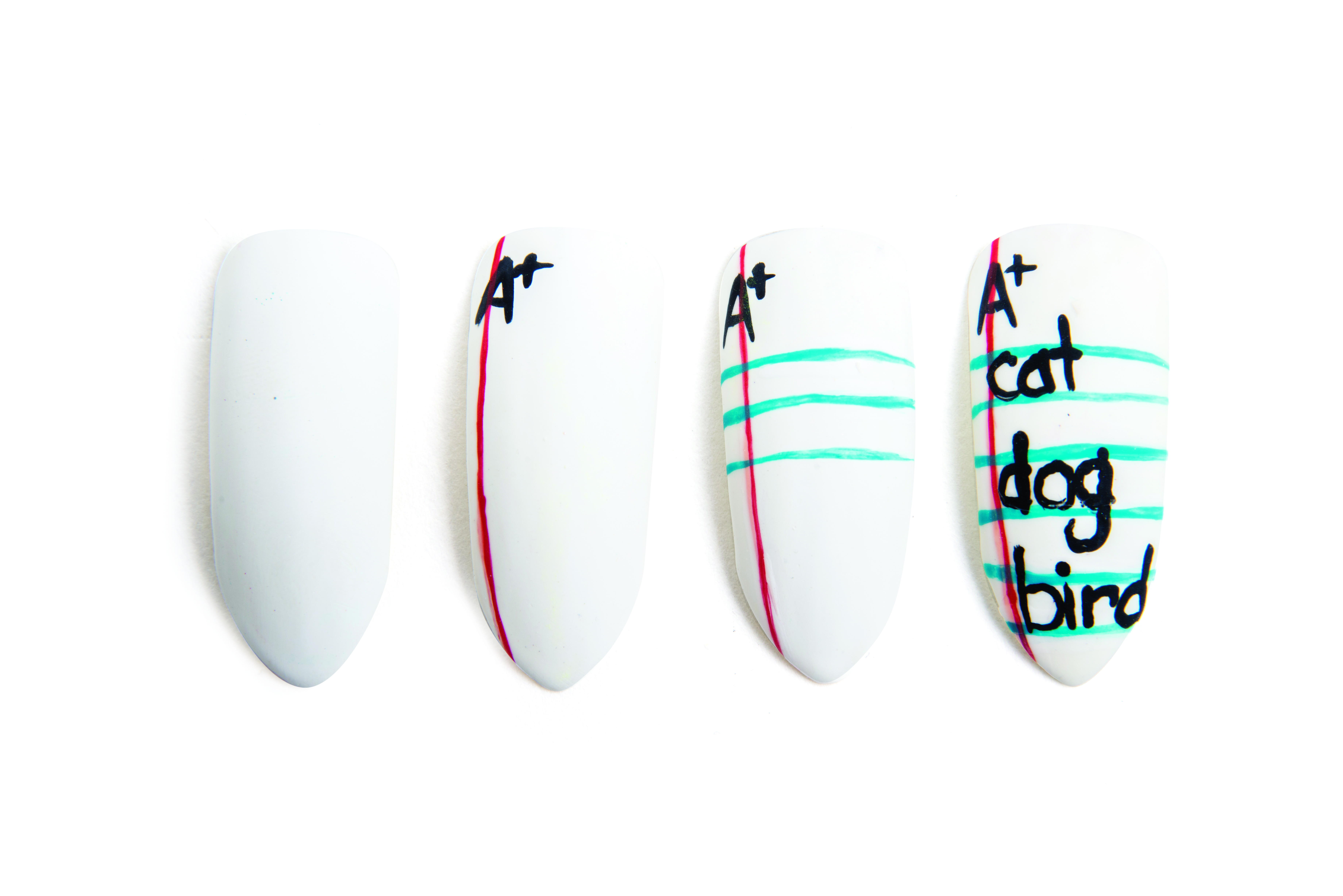 Nail Art Studio: Back to School