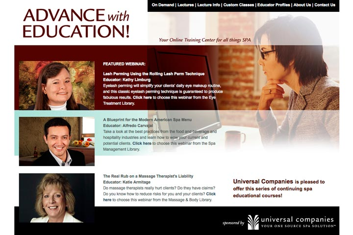 Universal Companies-NCEA to Offer Certification Review Webinars