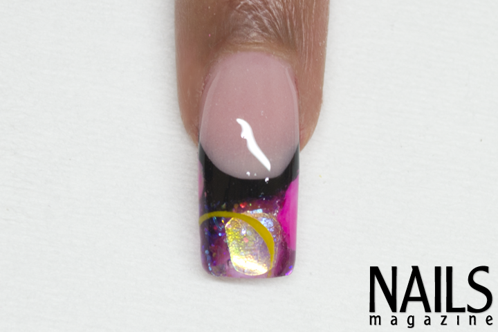Troubleshooter: Galaxy Nails - Part 1 of 3 - Applying Pink