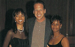 <p>Four hundred and fifteen photographs were taken of Larry Gaynor over the course of the two-day show and he was the picture of vitality in every one. Here, with April Buford and La Shaun Brown-Glenn, he looks none worse for the wear. Never mind the busy show, this year he has launched NailSmart and Club and Spa Direct, and opened four Industry Source stores.</p>