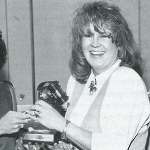 Myriam Clifford (left) and Sunny Stinchcombe