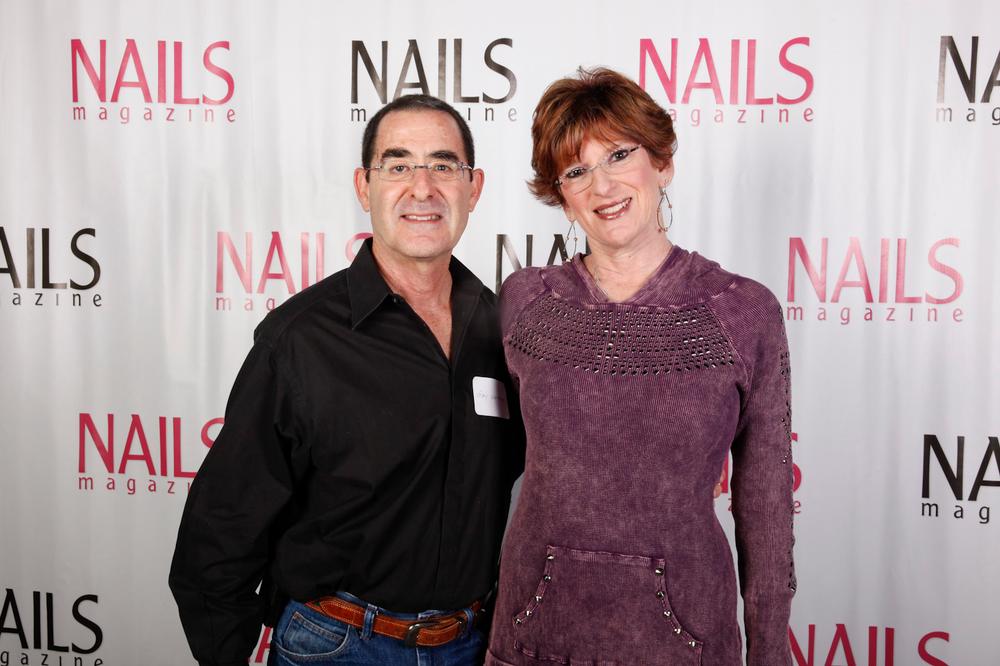 <p>Gary and Kathy Weltman</p>