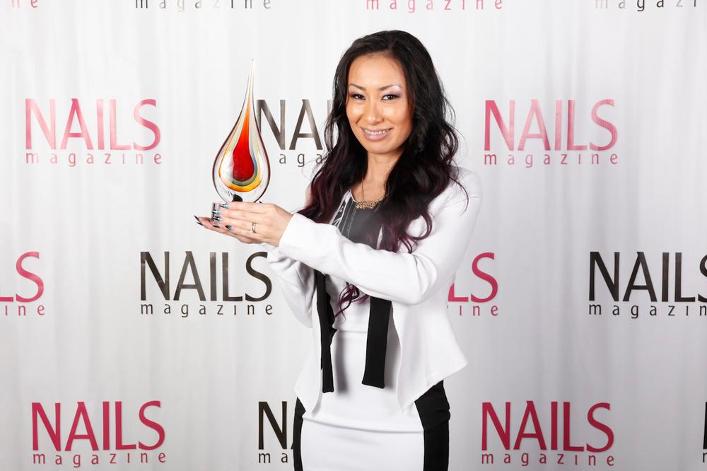 <p>The winner of NAILS Next Top Nail Artist: Ryoko Garcia</p>