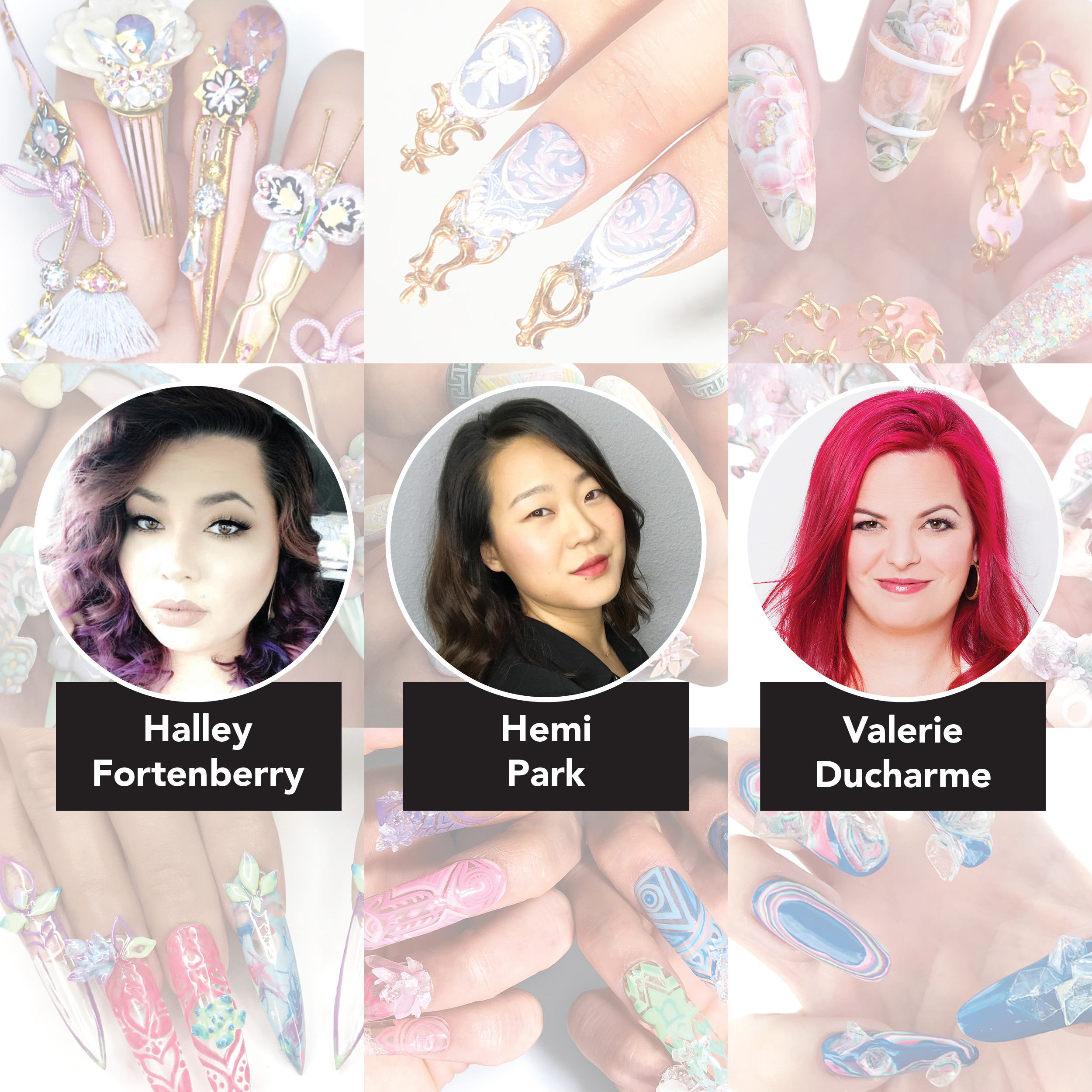 Who Will Win NAILS Next Top Nail Artist Season 5?