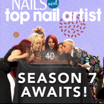 Apply for NAILS Next Top Nail Artist Season 7!