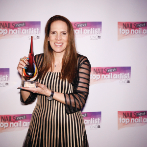Tracey Lee Named NAILS Next Top Nail Artist