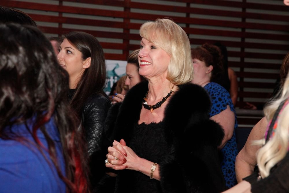 <p>Beauty Changes Lives president Lynelle Lynch</p>