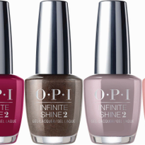OPI Brings Back Classics In Infinite Shine Formula