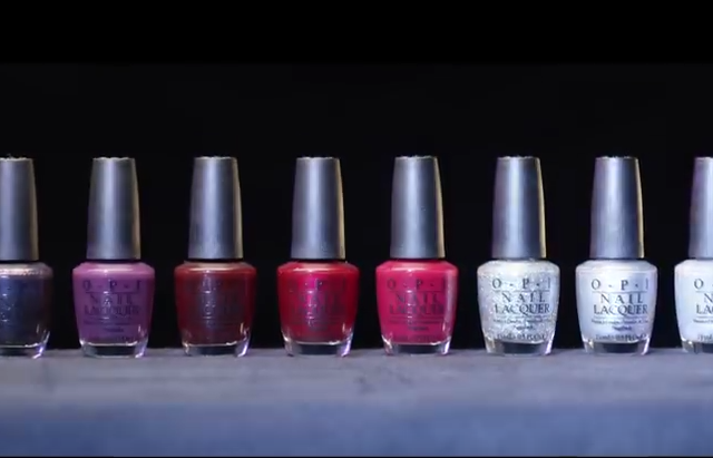 Starlight Holiday Polish Collection by OPI