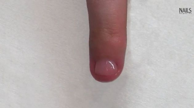 Troubleshooter: Natural Nail Overlay with Gel