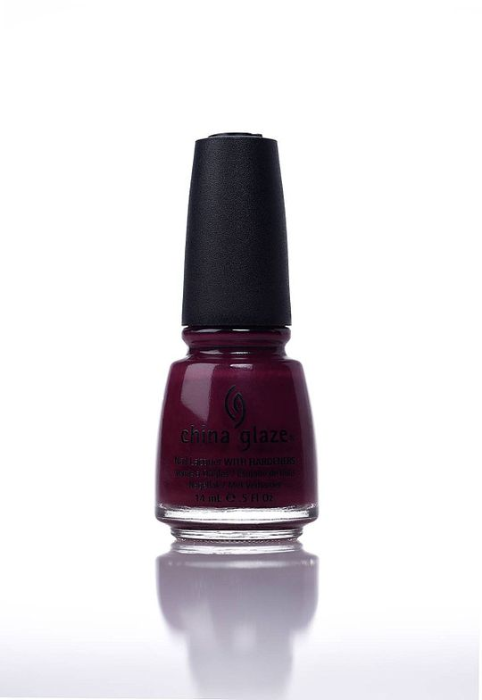 <p>China Glaze in VII.&nbsp;</p>