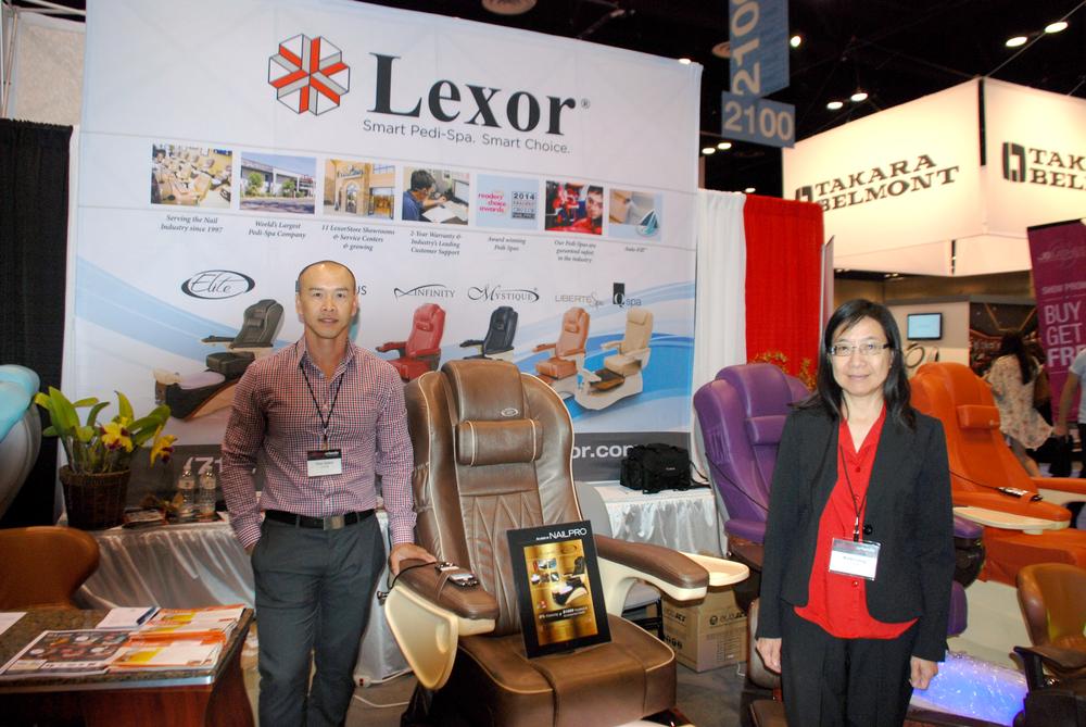 <p>The Lexor team&nbsp;</p>
