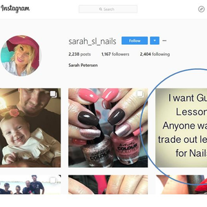 I'll Swap Ya! — Bartering Your Nail Services