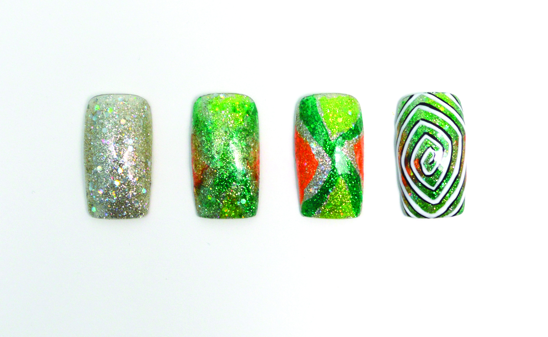 Nail Art Studio: Spiral Out