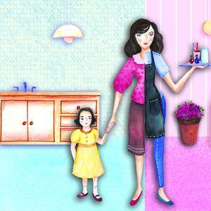 Illustration by Yuiko Sugino