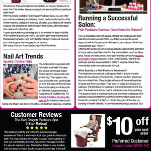 A New Newsletter from Nail Superstore