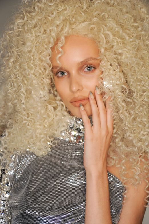 <p>Morgan Taylor for The Blonds</p>