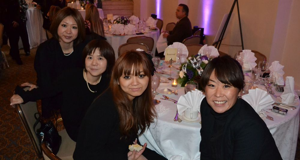 <p>A group of Japanese mourners came to pay their respects to Tom and spoke in halting Japanese of the deep effect Tom had on their careers.</p>