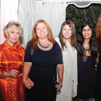 The NAILS/VietSalon team was proud to sponsor BCL/CND's Legacy of Style event honoring Tippi...