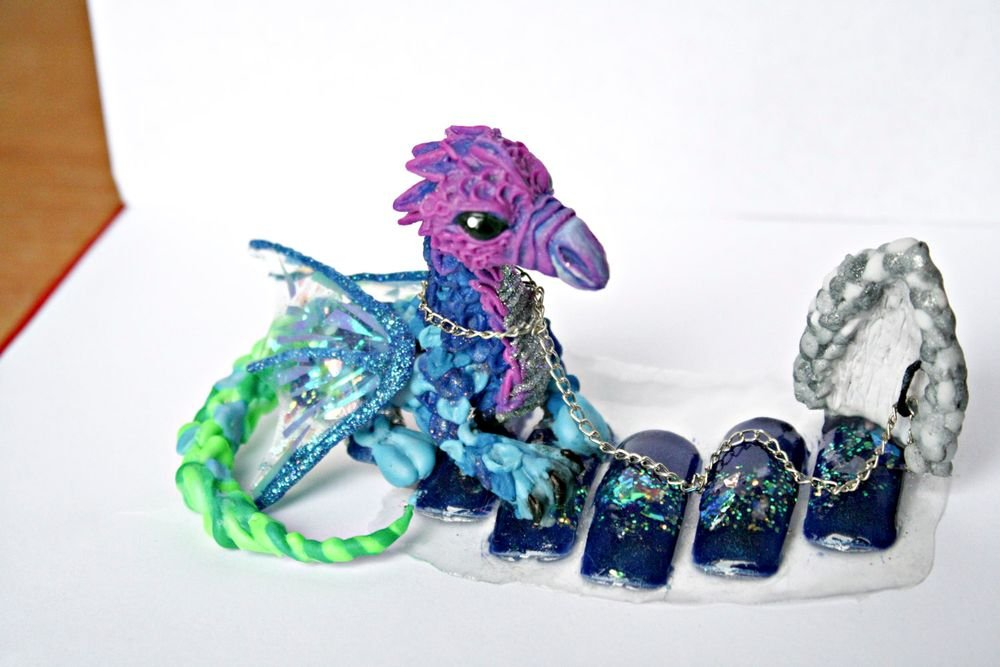 """<p>Nails by Katelyn Armstrong for the <a href=""""http://www.viet-salon.com"""">VietSALON</a> Nail Artistry Competition</p>"""