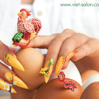 VietSALON: Rooster Nails (in Vietnamese)