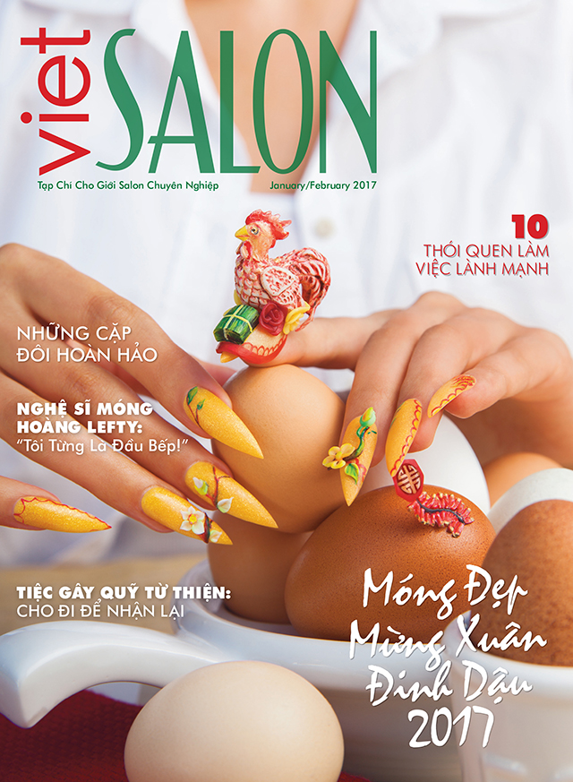 VietSALON Rooster Nails
