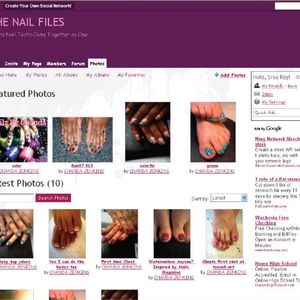 Websites Worth Watching: The Nails Files