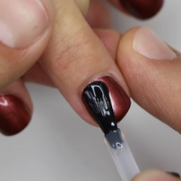Young Nails Nail School: How to Polish With Perfection