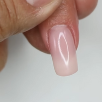 Young Nails Nail School: How to Apply Gel Over a Tip