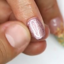 Young Nails Nail School: Applying Gel-Polish to Weak, Brittle Nails