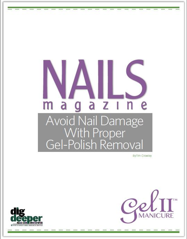 Avoid Nail Damage With Proper Gel-Polish Removal