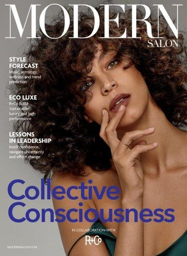 Modern Salon, R+Co Special Edition Cover