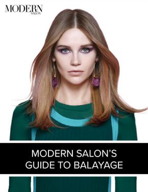 Modern Salon's Guide to Balayage