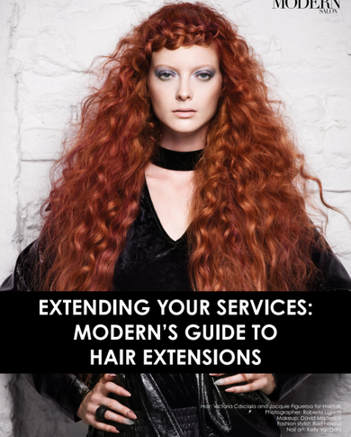 Extending Your Services: Modern's Guide to Hair Extensions