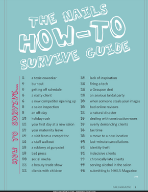 The NAILS How-To Survival Guide