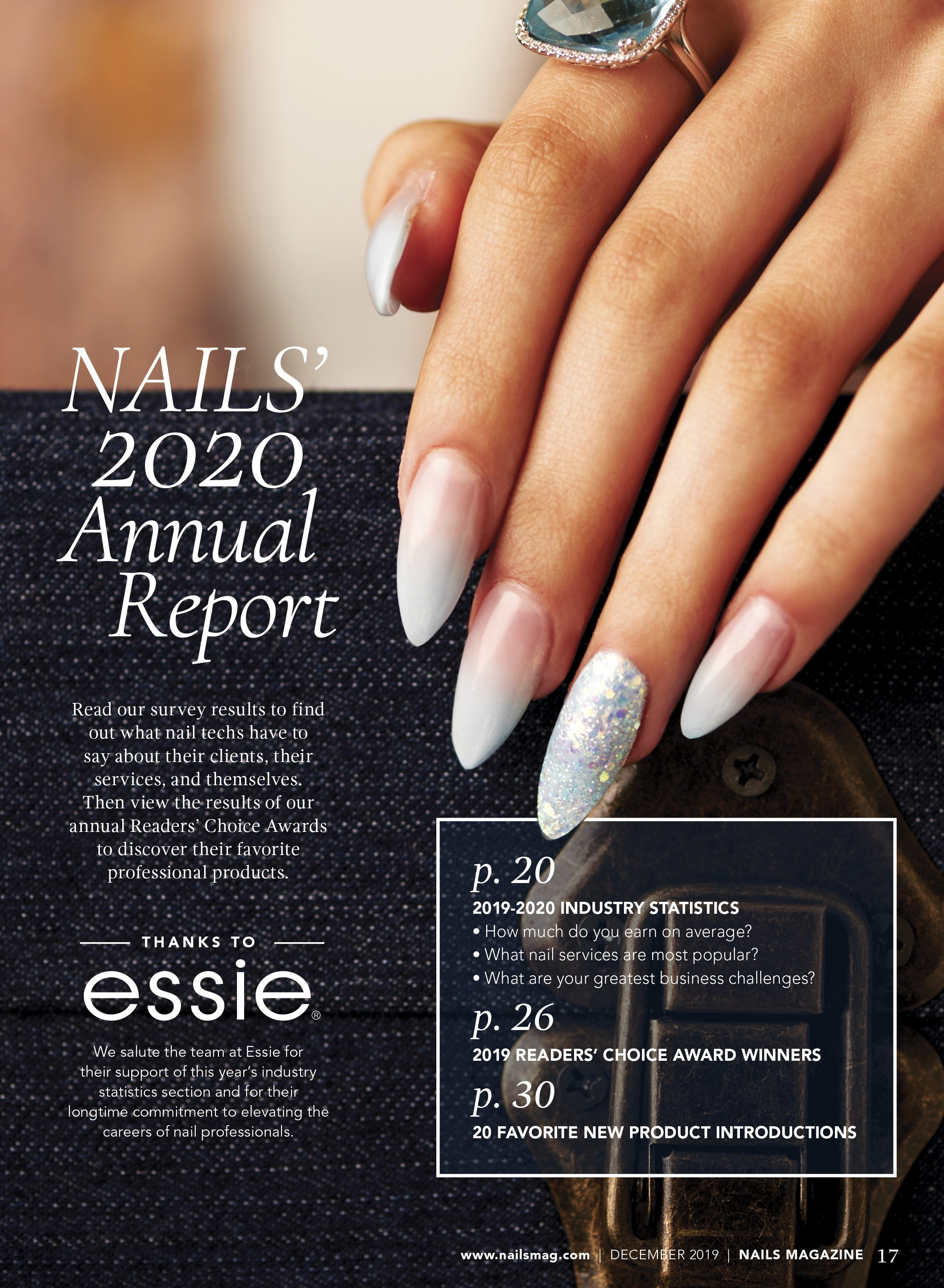 NAILS' 2020 Annual Report