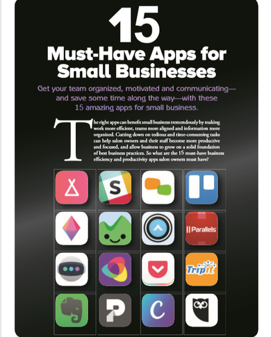 15 Must-Have Apps for Small Business