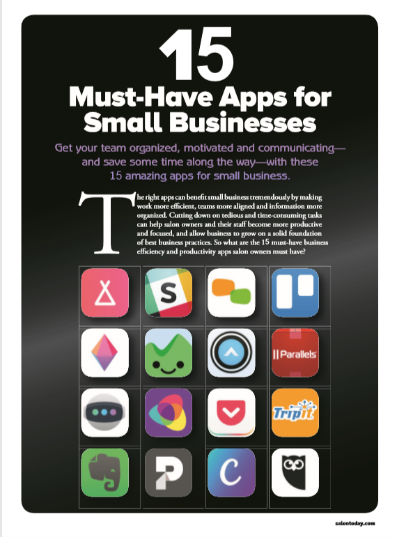 15 Must-Have Apps for Small Businesses