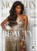 Latest cover of Modern Salon